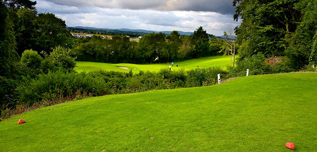 Mallow golf course 16th hole